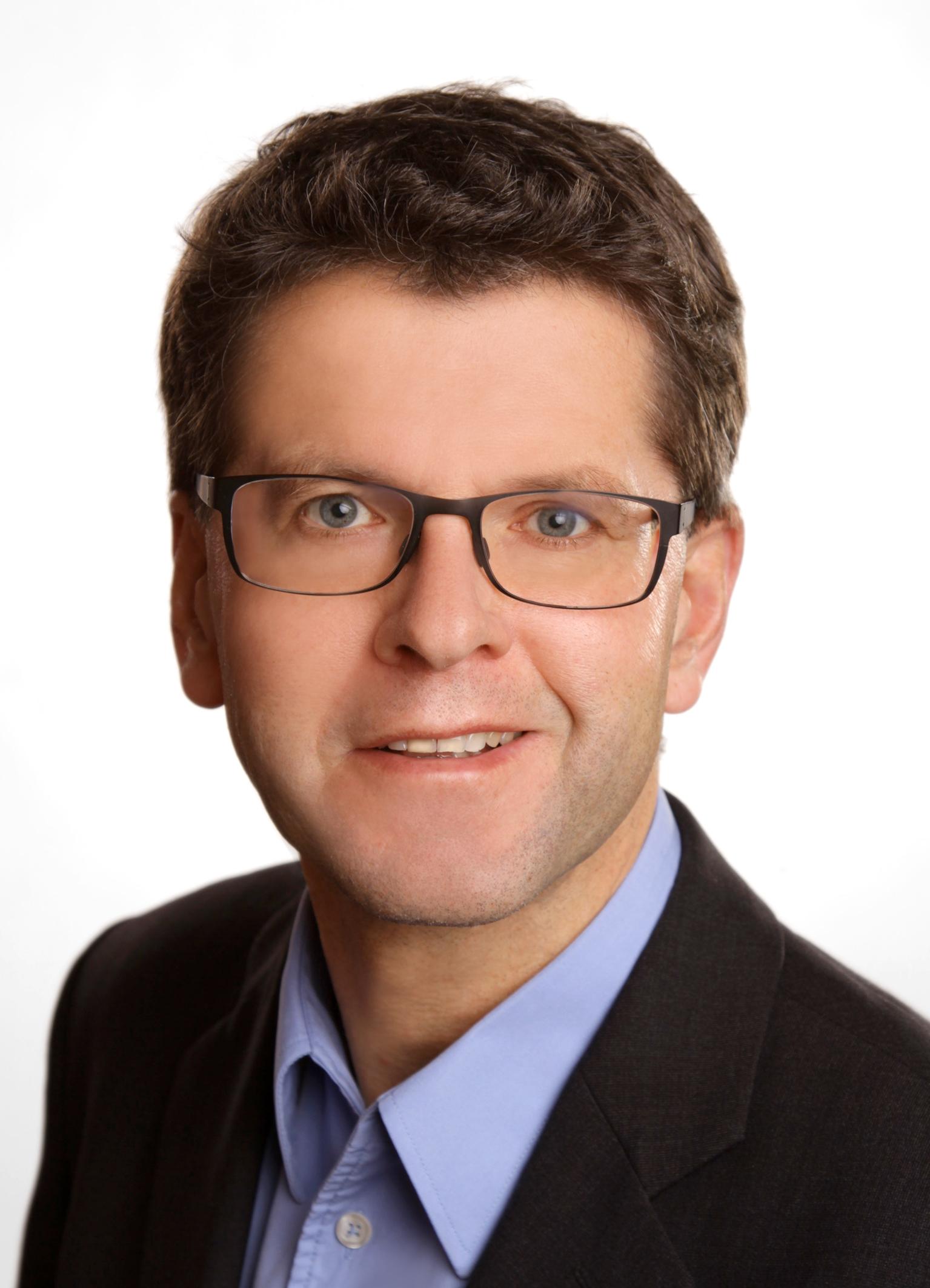 Dr. Chritoph Wolk, Mitglied im VBE Landesvorstand