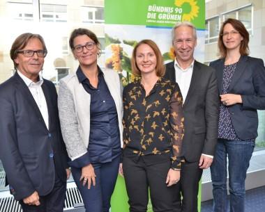 Freund, Lösch, Boser, Brand, Stober