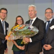 Vertreterversammlung 2018; Brand, Wolk, Brühmüller, Baudisch