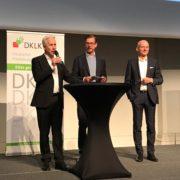 v.l. Gerhard Brand, Thomas Henseler, Siegmar Nesch