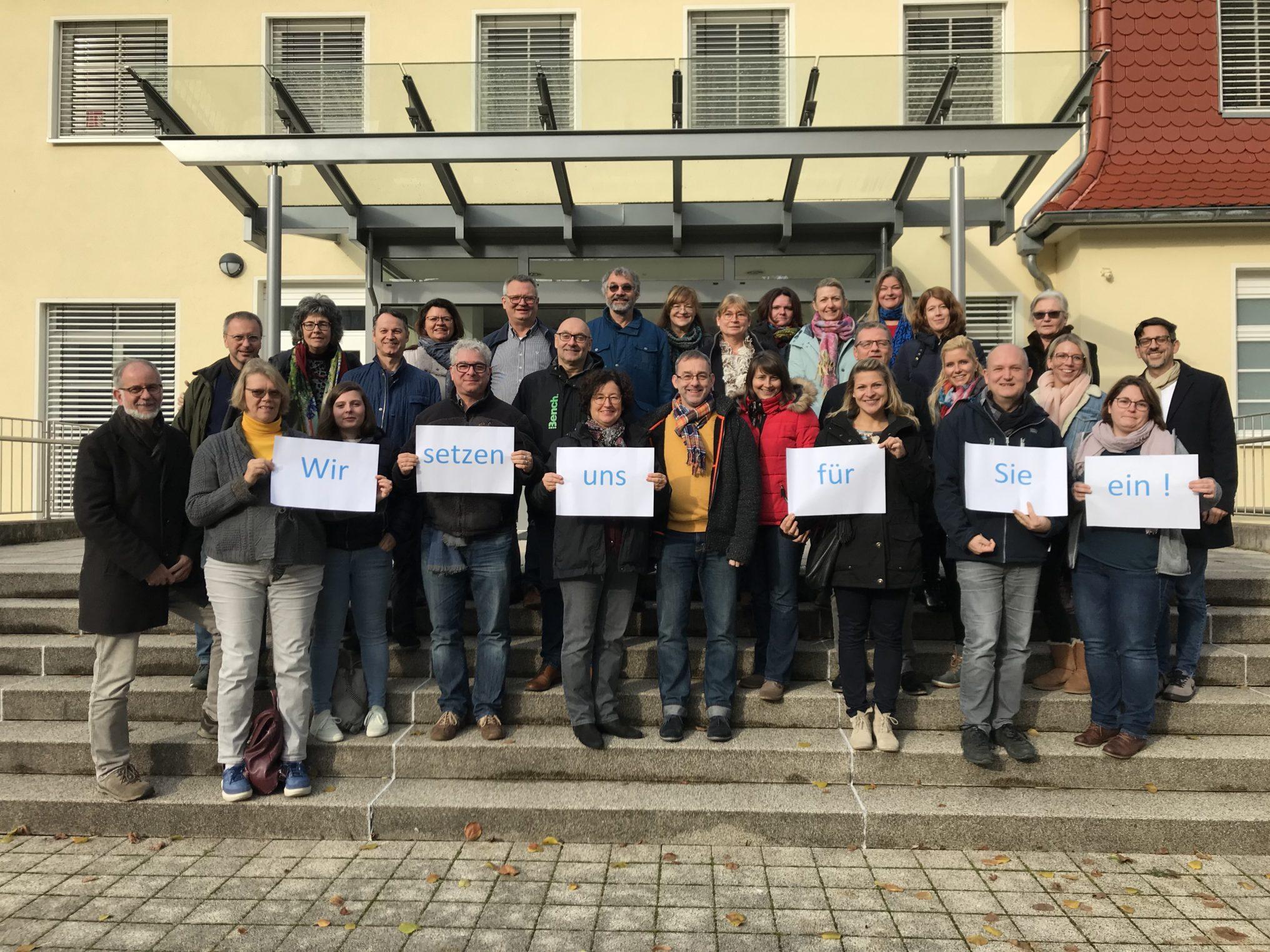 Personalräteschulung Nordbaden 2019
